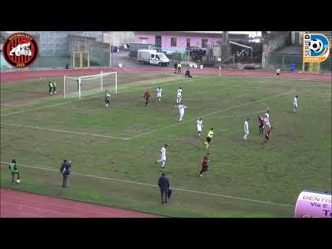 Nocerina 1910 - Messina 0-1:gli highlights della gara