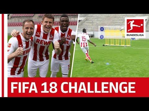 Cordoba Brings Some Latin Flair - EA Sports FIFA 18 Bundesliga Free Kick Challenge - 1. FC Köln