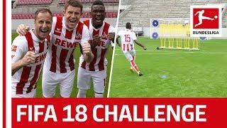 Cordoba Brings Some Latin Flair - EA Sports FIFA 18 Bundesliga Free Kick Challenge - 1. FC Köln thumbnail