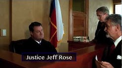 Jeff Rose for Third Court of Appeals