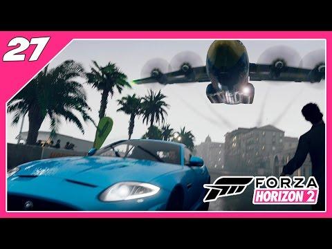 Forza Horizon 2 - #27 - Corrida contra um AVIÃO de Carga!!!  [Xbox One]