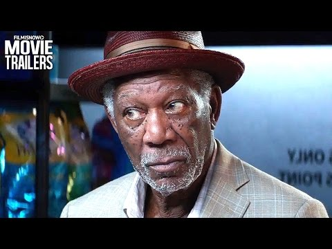 Going In Style Trailer - Morgan Freeman Upcoming Comedy