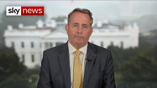 Liam Fox on Trump memo leak: I hope if we find the culprit heads will roll