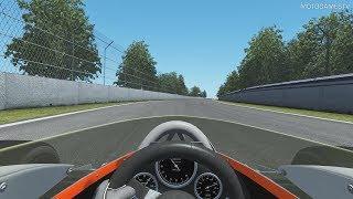 rFactor 2 - McLaren M23 at Montreal (Circuit Gilles-Villeneuve)