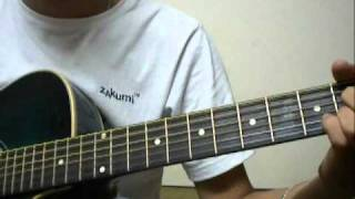 Con đường mưa (st: Phúc Bồ - Guitar cover: Tamchan)