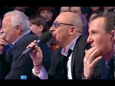 КВН 2012. Нагиев vs Масляков