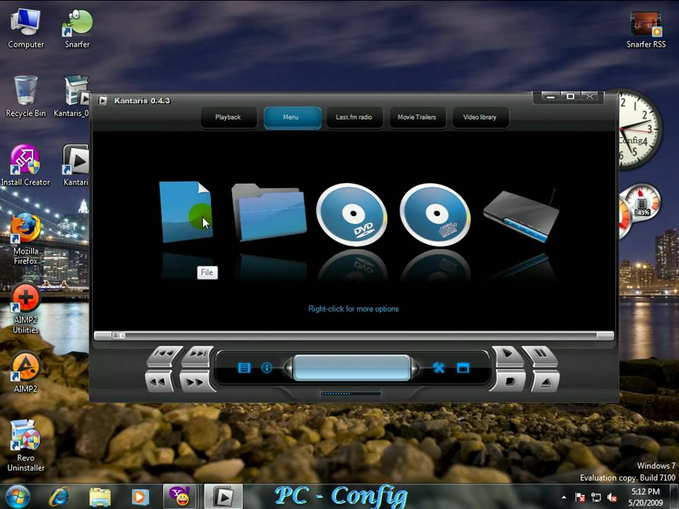 Download kantaris media player free — networkice. Com.