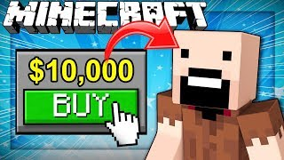 If You Had to Buy Skins in Minecraft