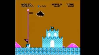 Super Mario Bros (NES) - WALKTROUGH In G Major