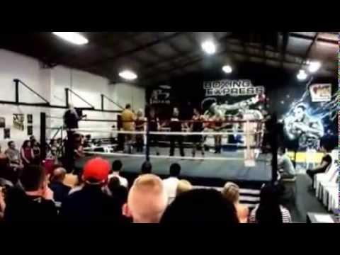 Boxing Express, Brisbane, 7th Nov 2014