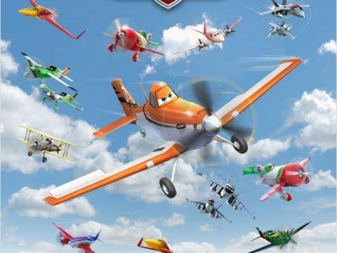 Disney Aviones Carrera Aérea, Dibujos Animados Para Niños ...