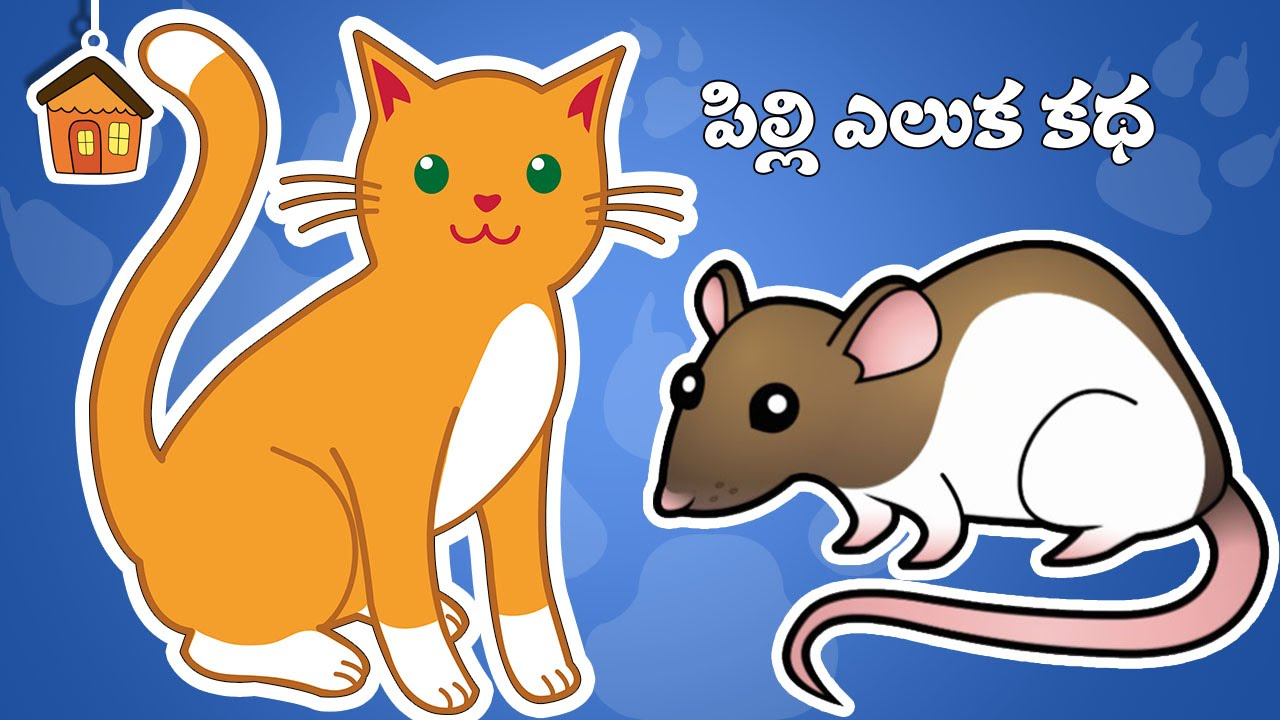 cat and mouse story in hindi