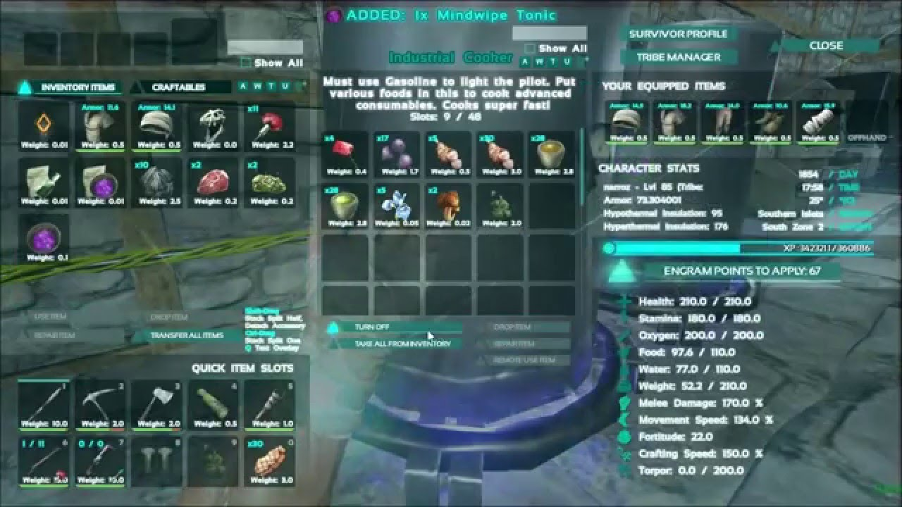 Ark survival evolved episode 4 industrial cooker and mindwipe tonic ark survival evolved episode 4 industrial cooker and mindwipe tonic forumfinder Gallery