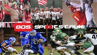 805SportsTalk 33: Playoff previews, and why Santa Maria & Santa Ynez missed out