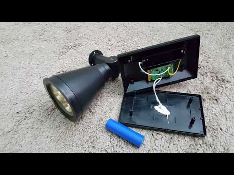 How To Replace Batteries On Your Solar Garden Lights