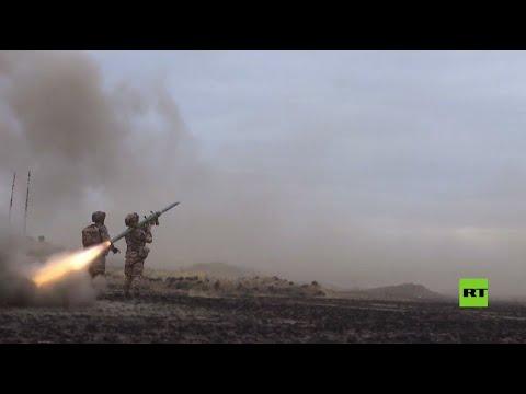 مشاهد من مناورات -بعثة السلام 2021- العسكرية في أورنبورغ الروسية