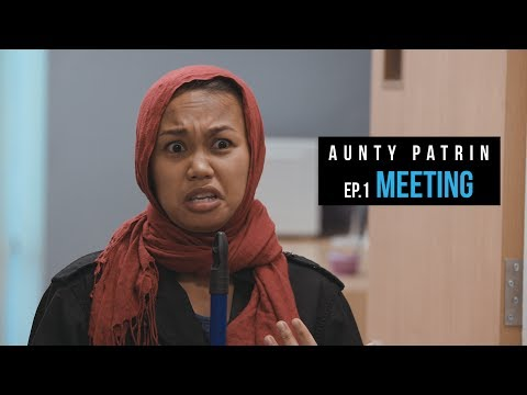 "Aunty Patrin Ep.1 ""Meeting"" Season 1"
