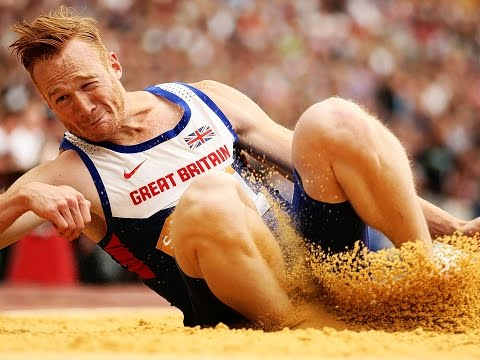 Greg Rutherford - Long Jump Montage