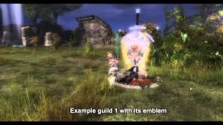 GW2 Permanent Guild Shield Finisher