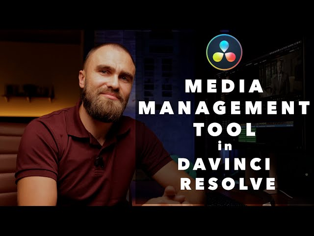 Media Management Tool in Davinci Resolve. How to trim, save or archive without loosing quality?