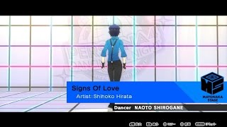 Persona 4: Dancing All Night (JP) - Signs Of Love (Video & Let