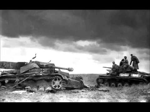 Курская битва  Реальные кадры сражения