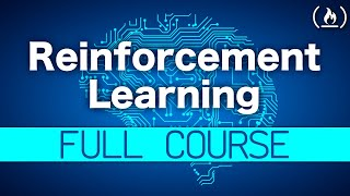 Reinforcement Learning Course - Full Machine Learning Tutorial