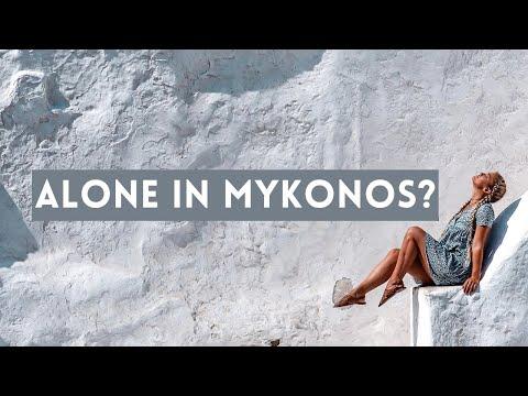 IS MYKONOS WORTH IT IN 2020/2021? Greece Travel Vlog