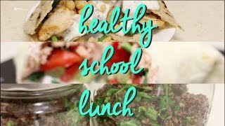 Healthy School Lunch Ideas! Thumbnail