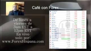 Forex con Café del 23 Enero 2017