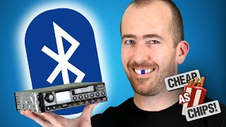 Add Bluetooth To Your Old Car Stereo For $25!