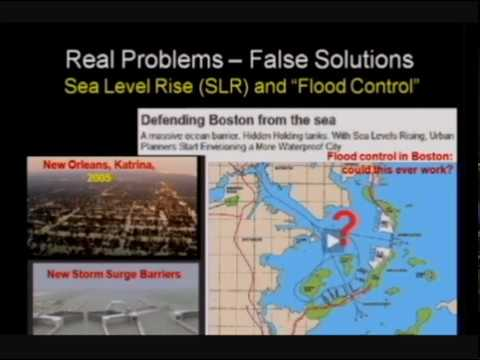 Real Problems – False Solutions: Climate Change, Geo-Engineering