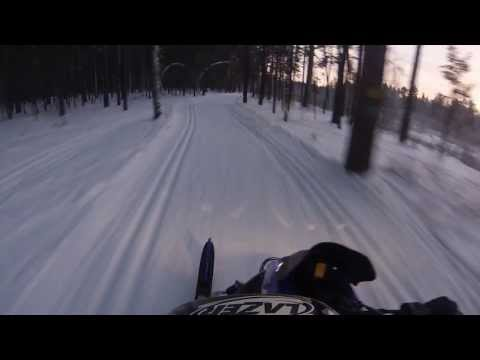 Snowmobile Barnaul