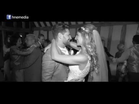 Emma and Nick's day at Blake Hall Weddings