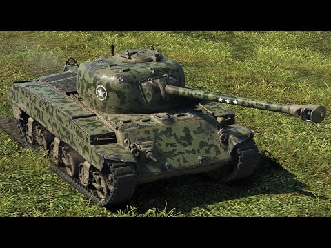 World of Tanks T20 - 7 Kills 6,2K Damage