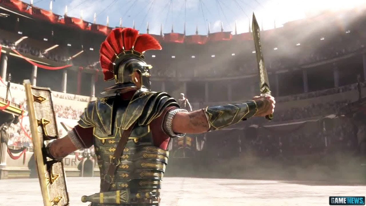 Ryse Son of Rome Gladiator Mode Trailer (Gamescom 2013) - YouTube