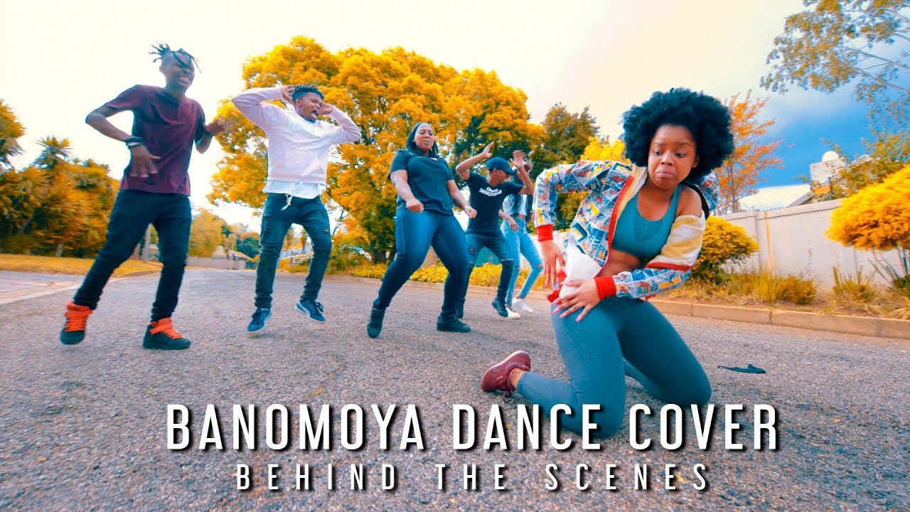 Prince Kaybee Banomoya Dance Cover | Behind the Scenes with Lit Gang