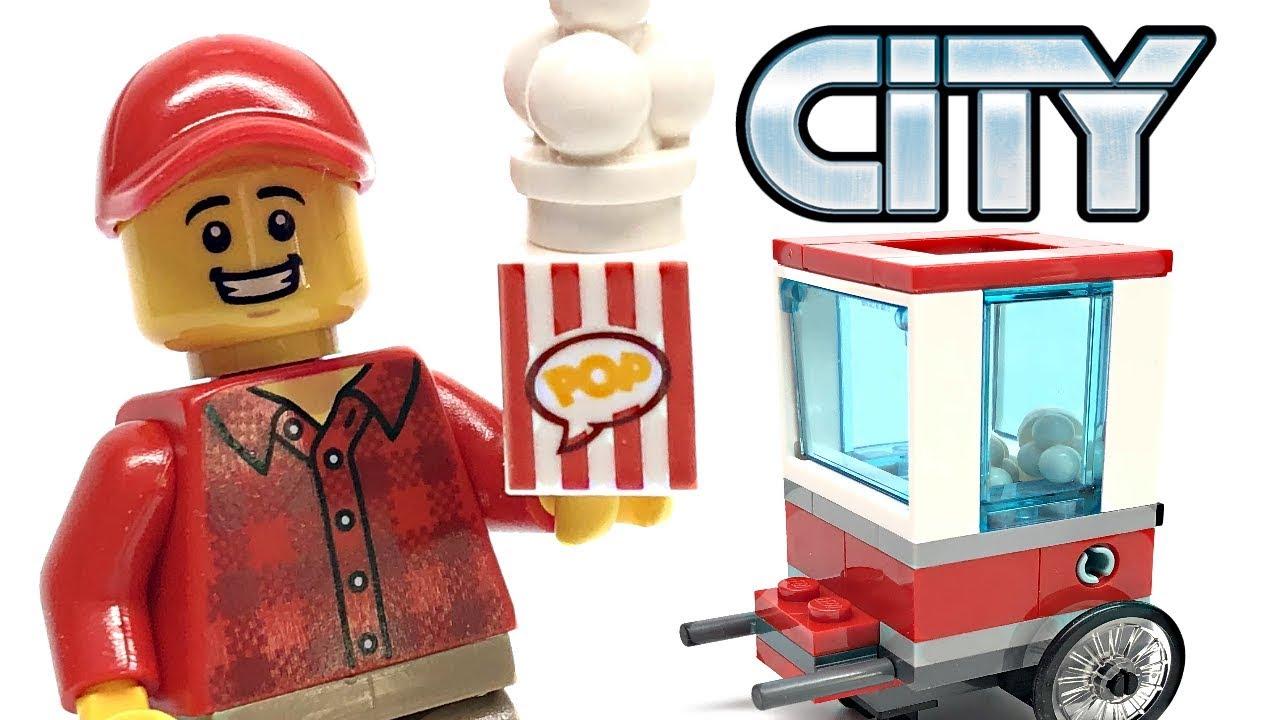 LEGO City #30364 Popcorn Cart NEW /& Sealed