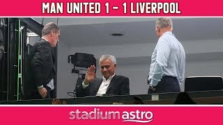 Manchester United 1 - 1 Liverpool   EPL Highlights   Astro Supersport