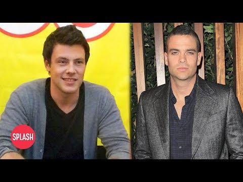 Mark Salling Still Mourned Cory Monteith   Daily Celebrity News   Splash TV