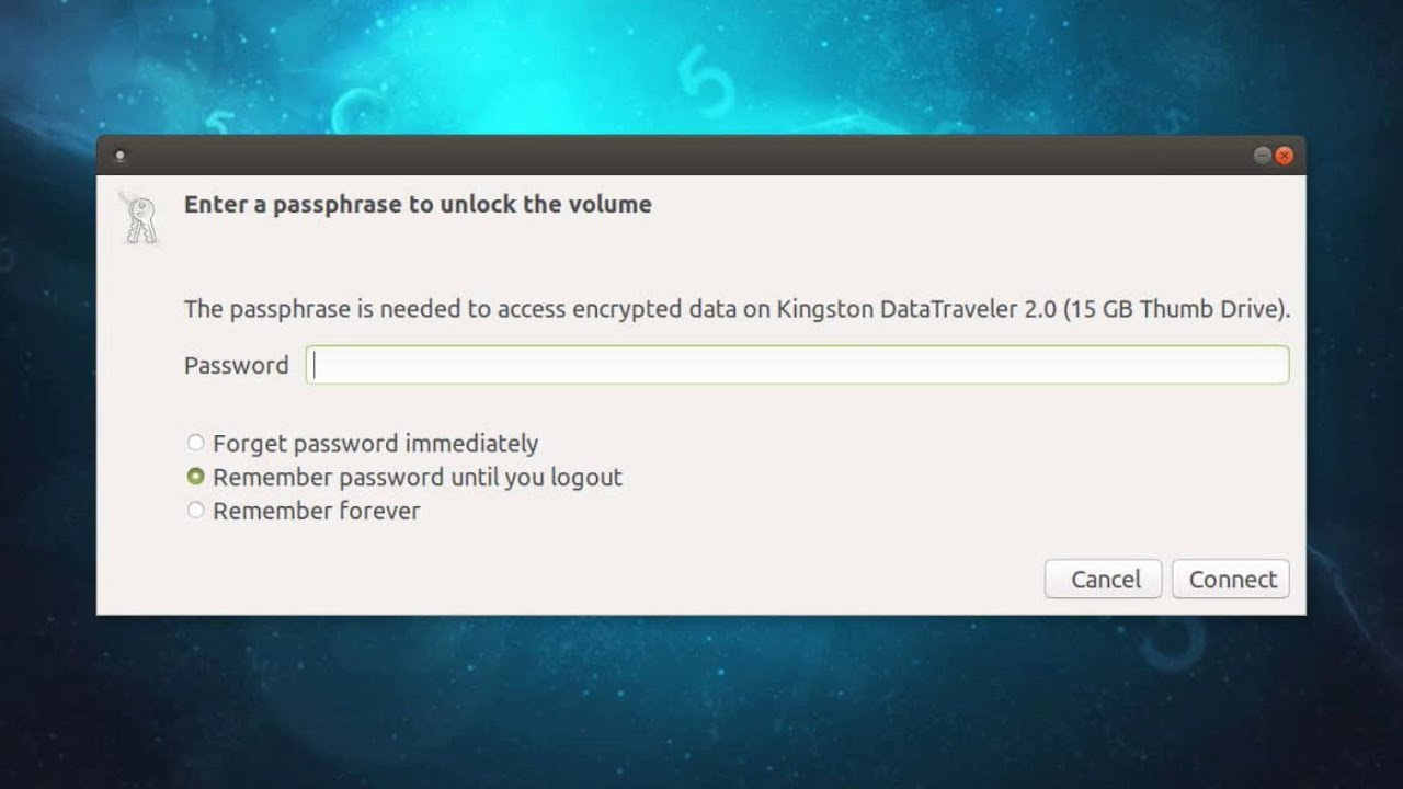 Add A Drive to Linux and Encrypt It | Bald Nerd