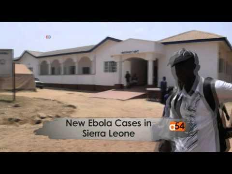 Guinea Ebola Latest Outbreak