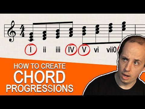 The Simple How to Guide On Building Chord Progressions - for Piano Players
