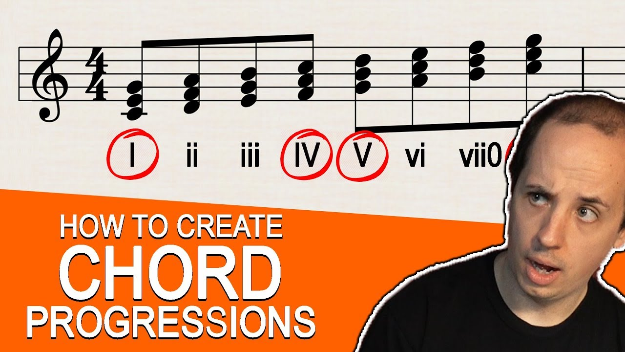 How to Create Your Own Chord Progressions