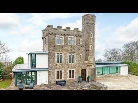 Fine & Country Showcase: Grand Designs folly in Wales