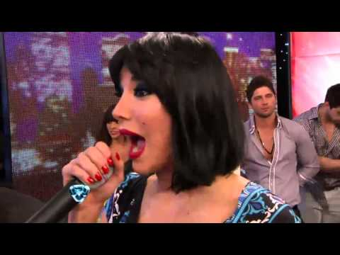 Showmatch 2012 - Dura Pelea Entre Magui Bravi Y Andrea Rincón
