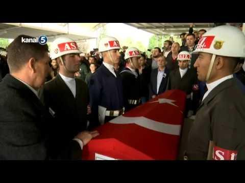 Afrin Şehidi Uzman Çavuş Ali Akdoğan İzmir'de uğurlanıyor