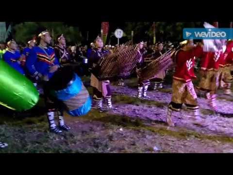 Kentongan Purwokerto,festival kentongan Jatilawang,kab. Banyumas.