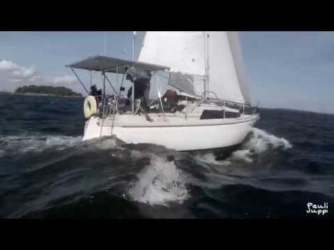 This is my electric sailboat! Part 1/3