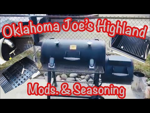 Oklahoma Joe's Highland